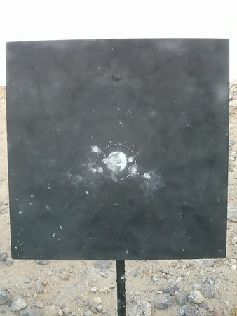 600 Yards - August 29, 2014