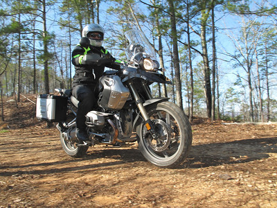 Alabama Dual Sport 2011