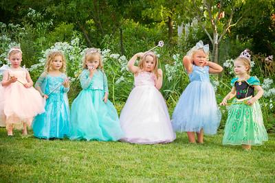 August 2019 Princesses