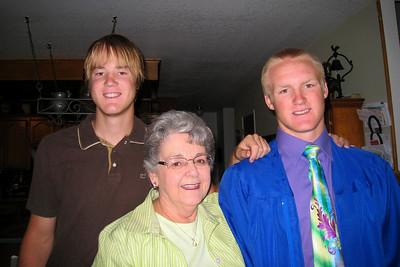 Nathan Roth's High School Graduation (Jun 2009)