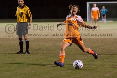 Boone Girls Varsity Soccer - 2013