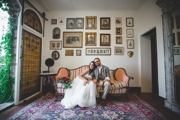 Sara & Brent (Wedding Collection)
