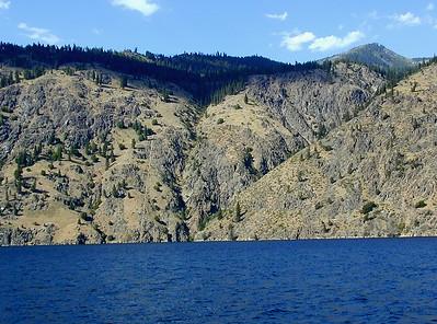 Lake Chelan 2000-07-30