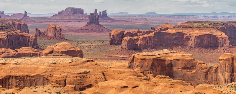 Monument Valley/Hunts Mesa