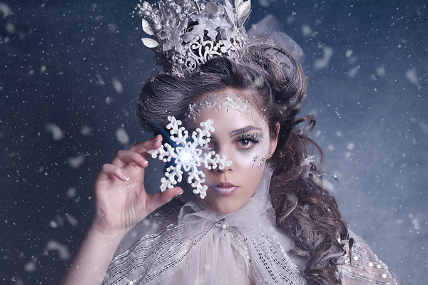 Dani Geddes Ice Queen Dec 2018
