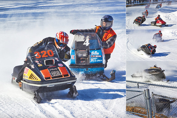 Snowfest Collages