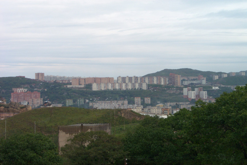 Vladivostok, Siberia Sept 17-18 2000