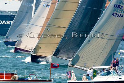 Newport To Bermuda Race 2008