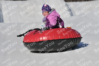 Snow Tubing 2-25-13 3-5pm session