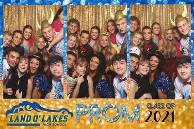 Land O'Lakes HS Prom 2021