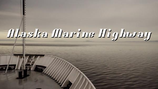 Alaska Marine Highway Trailer