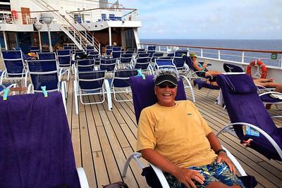 Day at Sea Oct 29