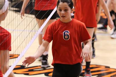 Isabella Sanchez #6 OJVA 12-3 White