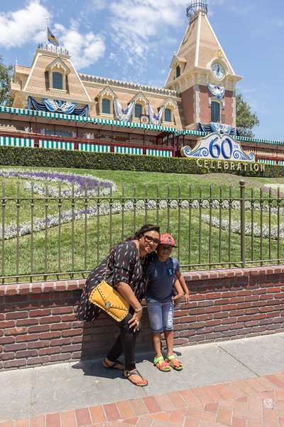 Kola at Disney 2016