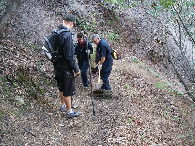 20080202038-Corba Ken Burton Trailwork, Steve Foley, Jeff, Hans.JPG