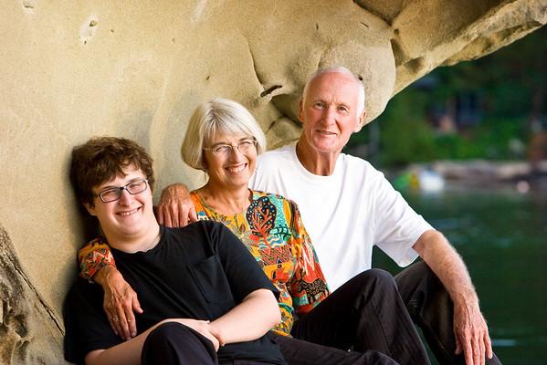 Shaw Family Photos