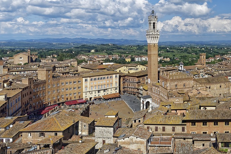 Siena- Best places to visit in Italy