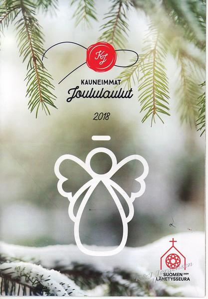 Kauneimmat Joululaulut, Finnish Sing-along Service - Dec 2018