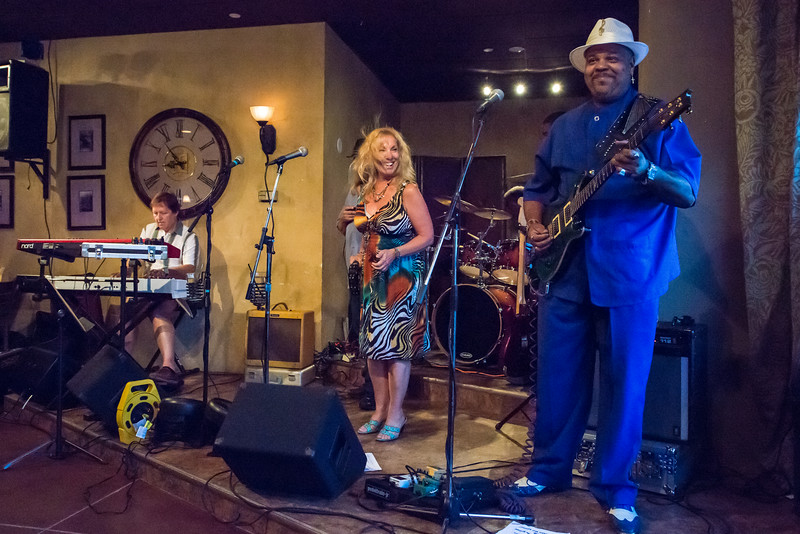 The Dee Miller Band- The School II Bistro & Wine Bar