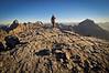 Northwest Ridge of Deltaform Mountain, Banff/Kootenay National Parks, AB/Bc, Canada.