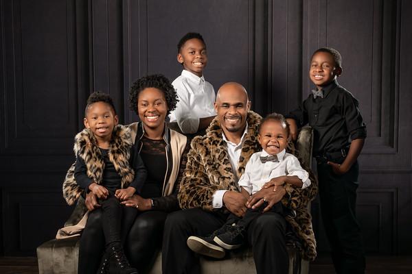 Cobourne Family