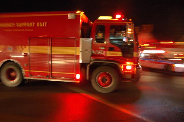 December 30, 2006 - 2nd Alarm - 103 Sheppard Avenue East