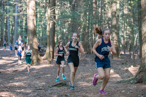 Kennett Middle School Cross County at Gilford