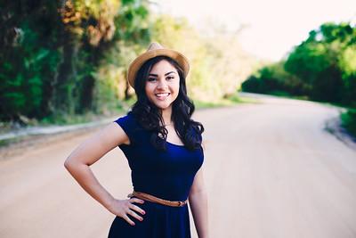 Cristina's Senior Portraits