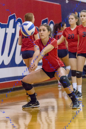 LBHS JV Girls Volleyball vs. Oviedo - Aug 22, 2017