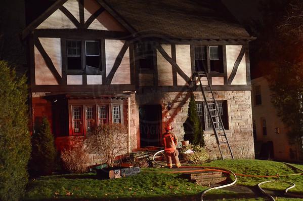 December 17, 2012 - 2nd Alarm - 31 Gardiner Rd.