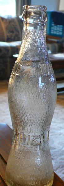 Troy Whistle Bottle