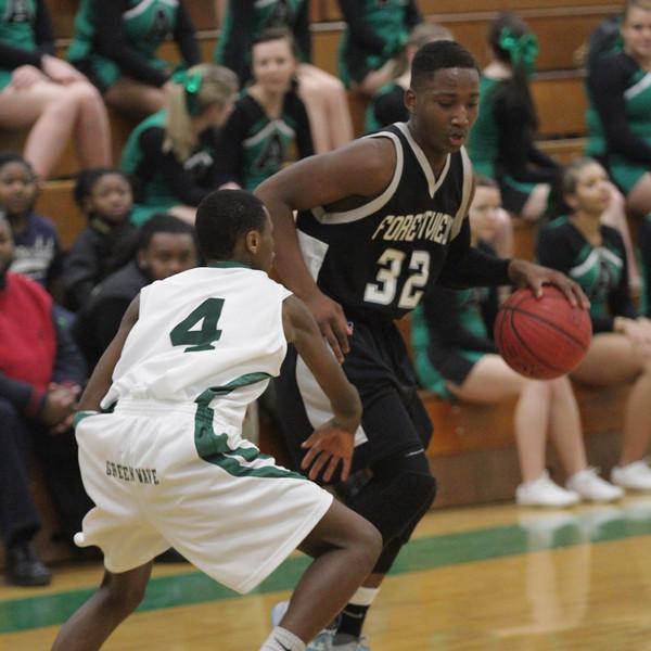 Men's Basketball - JV