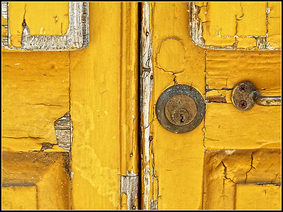 Doors: Knobs and Locks