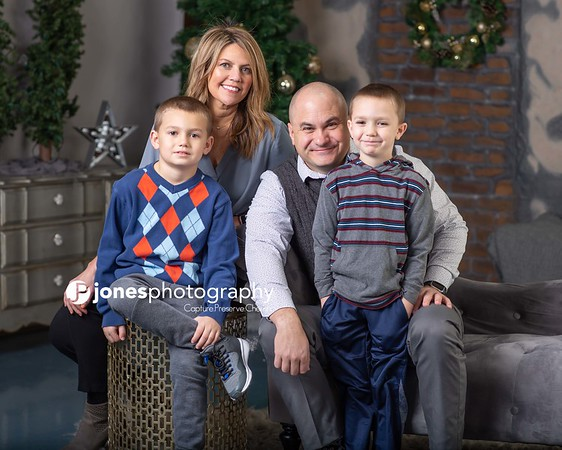 Morgan Family Christmas 2019