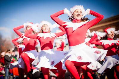 Manassas Christmas Parade 2016
