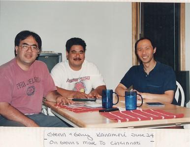 6-24-1993 Glenn & Gary Kanamori @ Joplin