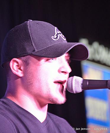 2014 CMA Singer-Songwriter Showcase