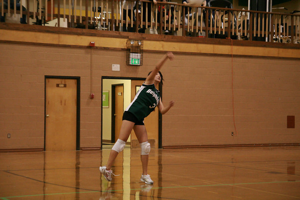 Varsity Volleyball vs Scio