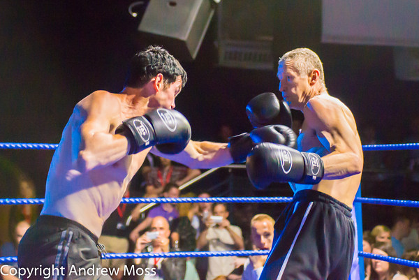 Chess Boxing - June 2014