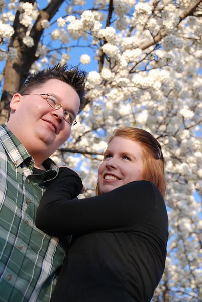 2009.03.08 - Jen and Cory