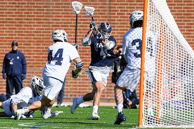 NCAA MLax: Yale at Penn State; 2/22/20