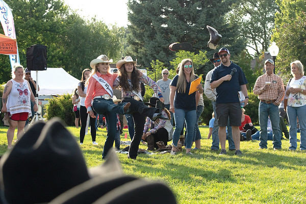 Sheridan WYO Rodeo Boot Kick-off (07-09-19)