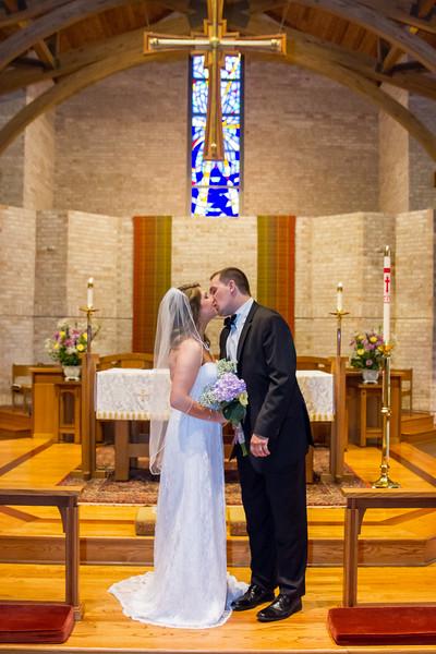 Clodfelter/Leamy Wedding