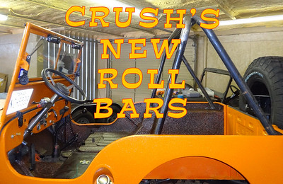 CRUSH'S ROLL BARS