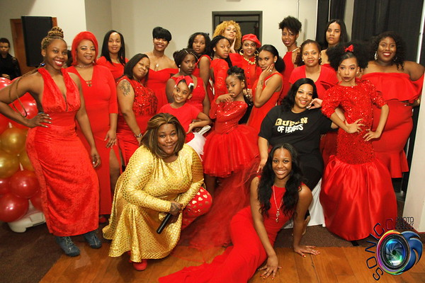FEBRUARY 23RD, 2018: HEART AWARENESS FASHION SHOW @ NEWARK WATERFRONT CENTER
