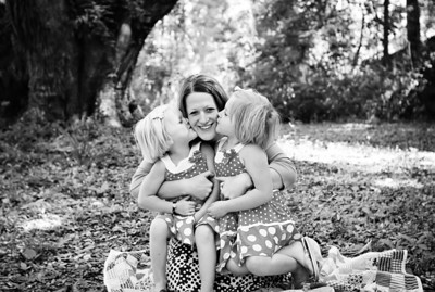 My Girls from Mother's Day 2010