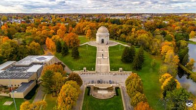 11-3-2018 McKinley Monument Canton, Ohio
