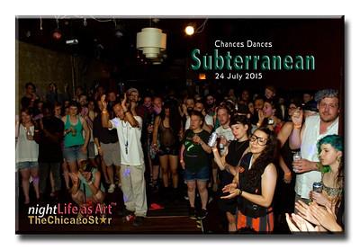 18 July 2015 Subterranean
