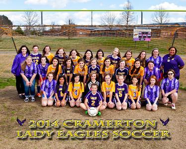 2014 Cramerton Soccer Team