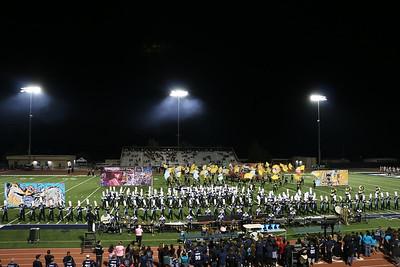VMHS vs TVHS 8th gr night